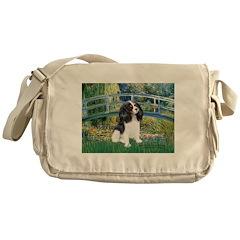 Bridge & Tri Cavalier Messenger Bag