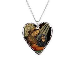 Madonna & Cavalier (BT) Necklace Heart Charm