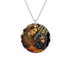 Madonna & Cavalier (BT) Necklace