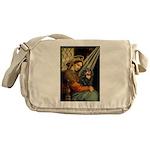 Madonna & Cavalier (BT) Messenger Bag
