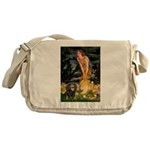 Fairies & Cavalier (BT) Messenger Bag