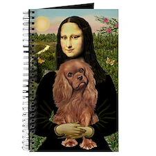 Mona's Ruby Cavalier Journal
