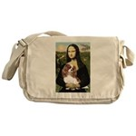 Mona's Cavalier Messenger Bag