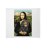 Mona's Cavalier (BT) Throw Blanket