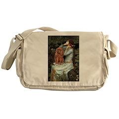 Ophelia & Ruby Cavalier Messenger Bag