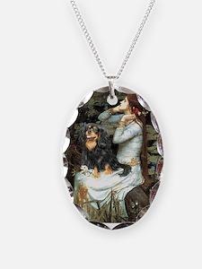 Ophelia & Cavalier (BT) Necklace