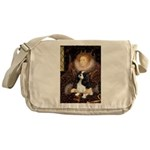 The Queen's Tri Cavalier Messenger Bag