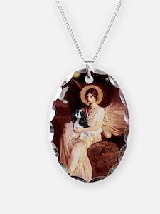 Angel (1) & Tri Cavalier Necklace