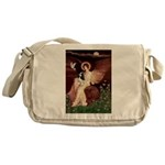 Angel (1) & Tri Cavalier Messenger Bag