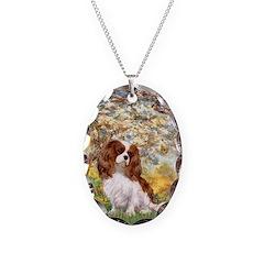 Spring & Cavalier Necklace