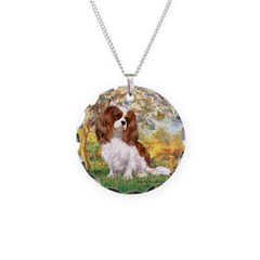 Spring & Cavalier Necklace
