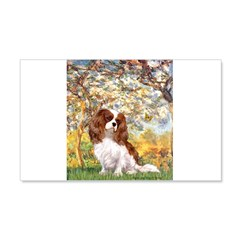 Spring & Cavalier Wall Decal