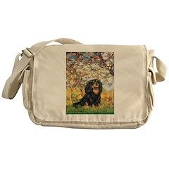 Spring & Cavalier (BT) Messenger Bag