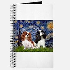 Starry Cavalier Pair Journal