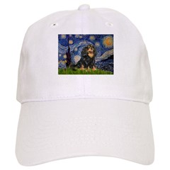 Starry Night Cavalier Baseball Cap