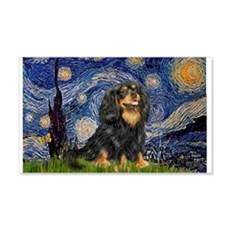 Starry Night Cavalier Wall Decal