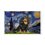 Starry Night Cavalier 20x12 Wall Decal