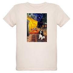 Cafe & Tri Cavalier T-Shirt