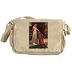 Princess & Cavalier Messenger Bag