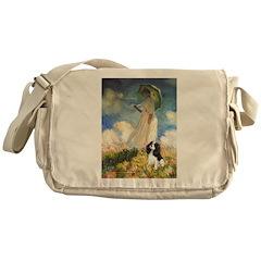 Umbrella / Tri Cavalier Messenger Bag