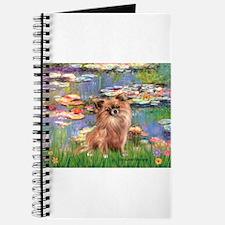 Lilies / Chihuahua (lh) Journal