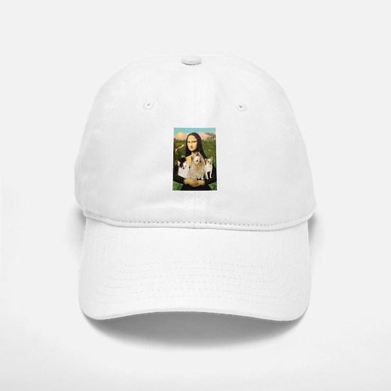 Mona / 3 Chihs Baseball Baseball Cap