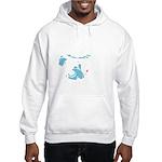 Starry / Chihuahua (Blue/Tan) Organic Kids T-Shirt