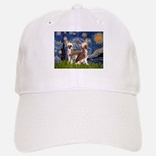 Starry Night / 2Chinese Crest Baseball Baseball Cap
