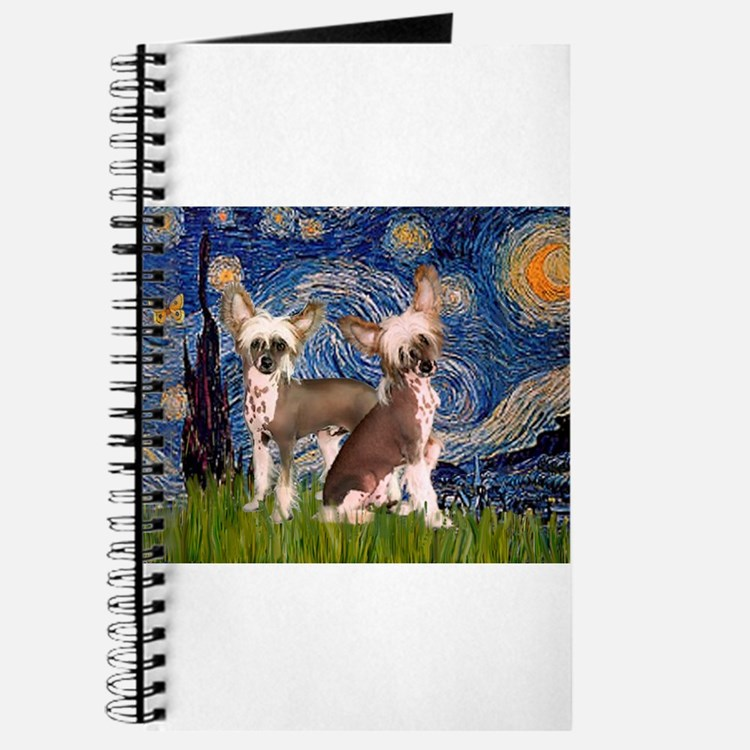 Starry Night / 2Chinese Crest Journal