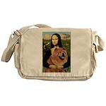Mona / Chow Messenger Bag