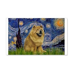 Starry / Chow #! Wall Decal
