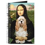 Mona Lisa / Cocker Spaniel Journal