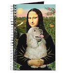 Mona Lisa /Cocker Spaniel Journal
