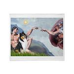 Creation / Collie Throw Blanket