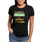 The Kiss / Coton Organic Toddler T-Shirt (dark)