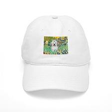 Irises / Coton Baseball Cap