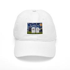 Starry / Coton Pair Baseball Cap