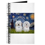 Starry / Coton Pair Journal