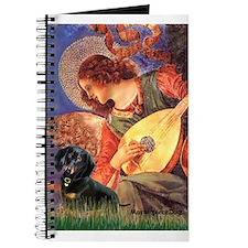 Mandolin Angel & Doxie (BT) Journal