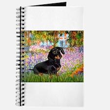 Garden / Dachshund Journal