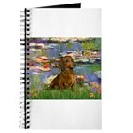 Lilies & Dachshund Journal