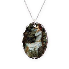 Ophelia's Dachshund Necklace