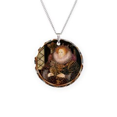 Queen / Dachshund #1 Necklace