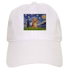 Starry / Doxie (LH-Sable) Baseball Cap