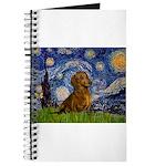 Starry / Dachshund Journal