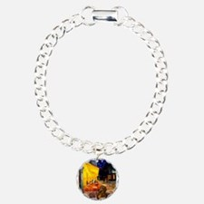 Cafe /Dachshund Bracelet