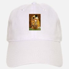 The Kiss/Two Dachshunds Baseball Baseball Cap