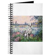 Seine / Dalmatian #1 Journal