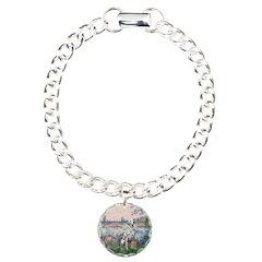 Seine / Dalmatian #1 Bracelet