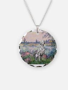 Seine / Dalmatian #1 Necklace